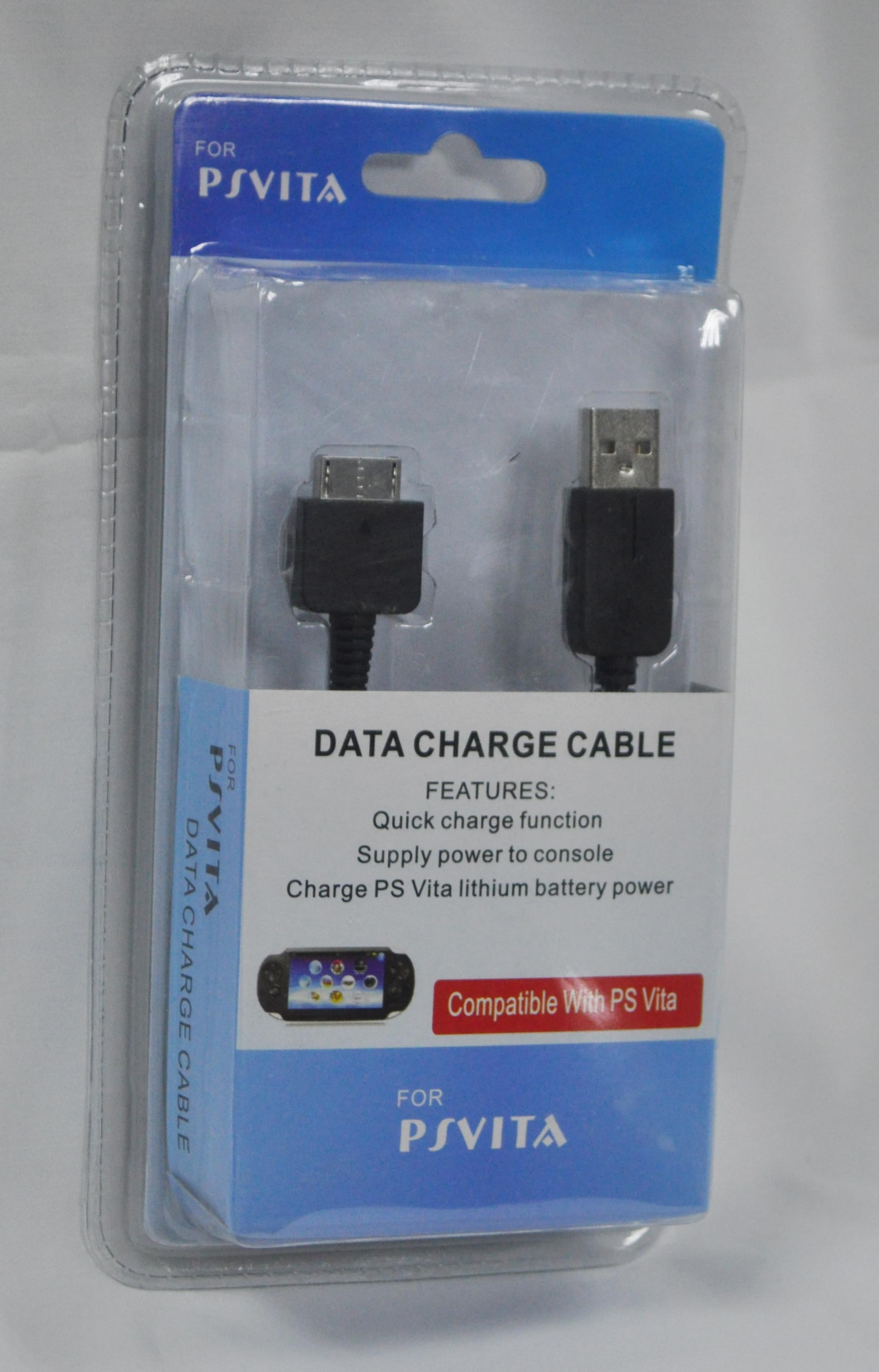 Data charge cable 1