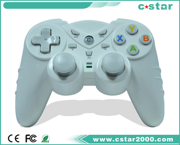 Bluetooth gamepad for Apple Iphone ipad Android phone PC