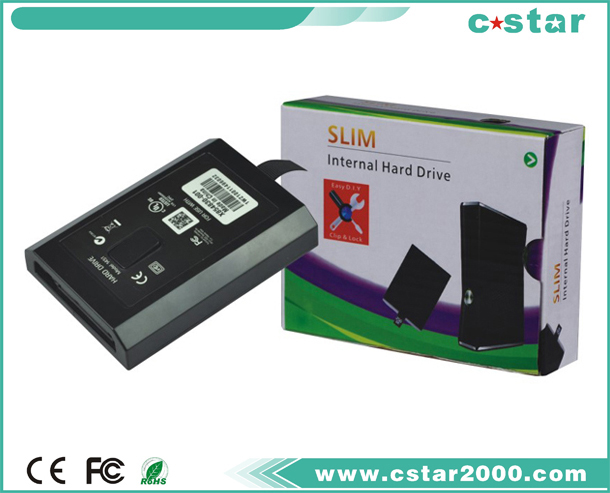 250GB Hard Drive for Xbox360