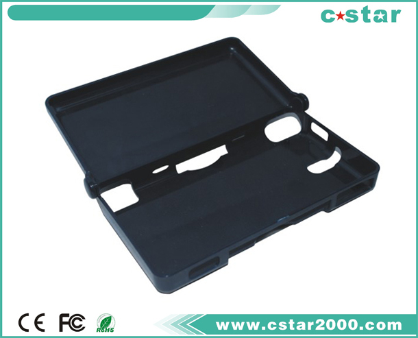 Elegant Aluminum Jewel Case For DSi
