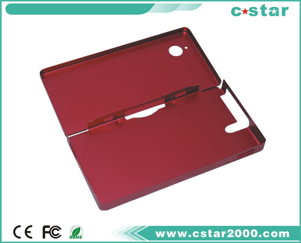 Aluminum case for DSI Aluminum case for DSI game accessories