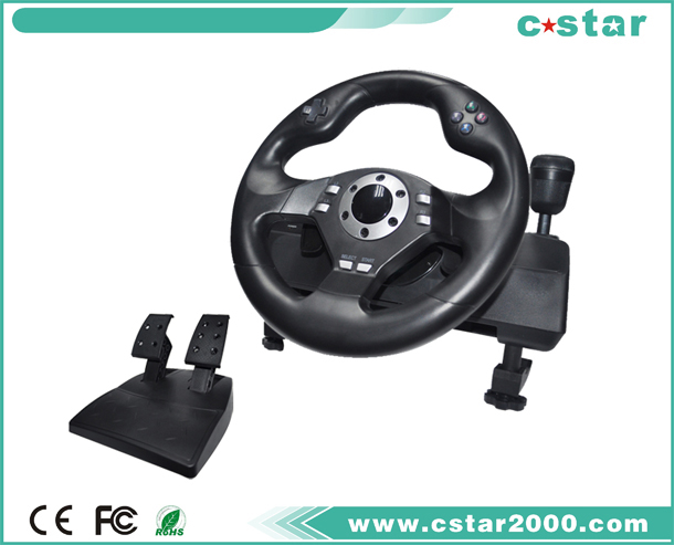 PS3/PC 2IN1 Bluetooth Racing wheel