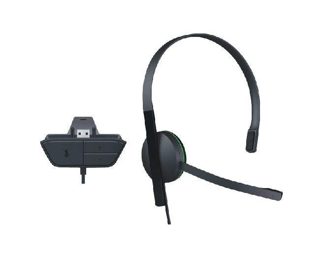 Wired gaming headphone for XB One