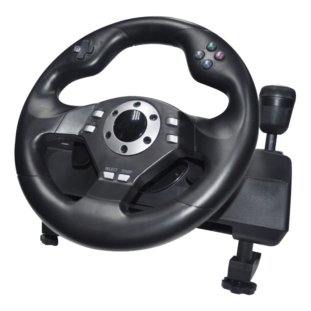 808 PS3 Bluetooth Steering wheel
