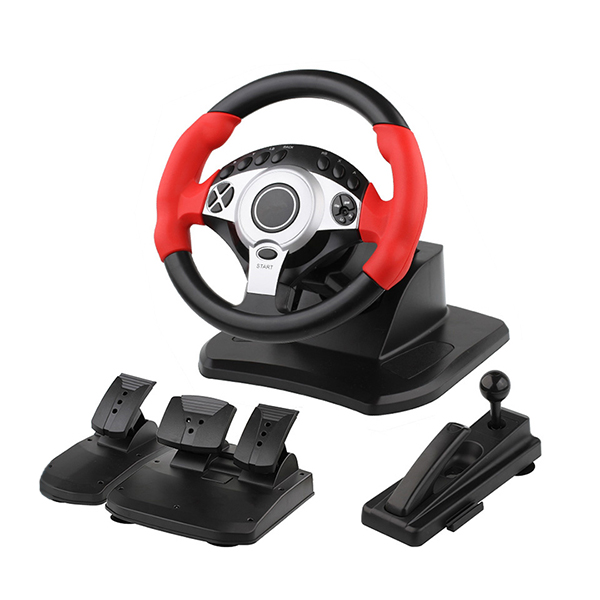 NS-9999 Multi-platform Game Steering wheel