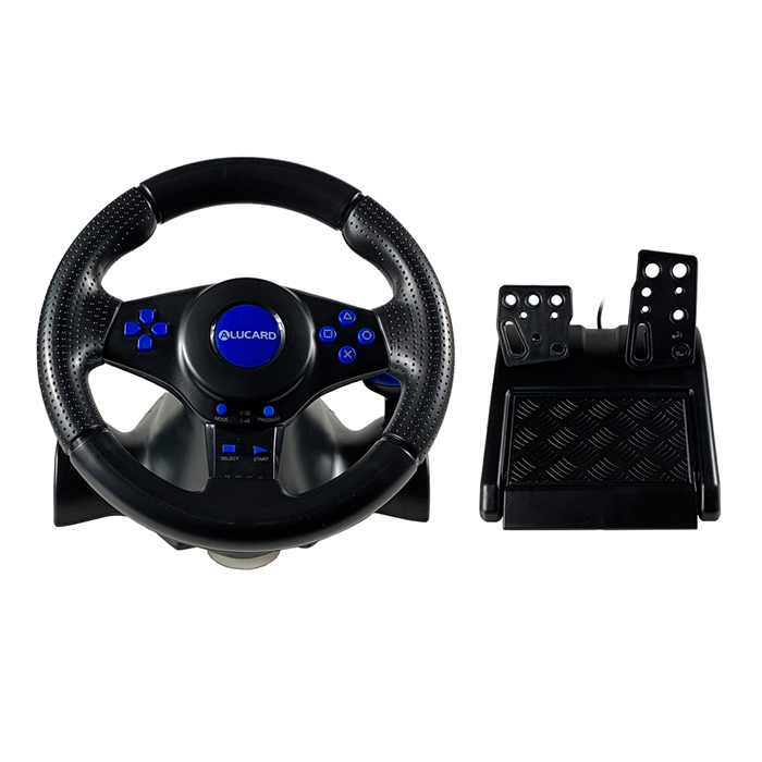 NS-9824 Multi-platform Game Steering wheel